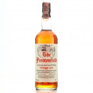Bowmore 1972 Prestonfield House 16 Year Old