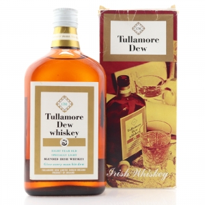 Tullamore Dew 8 Year Old 1960s