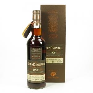 Glendronach 1990 Single Cask #3059 20 Year Old