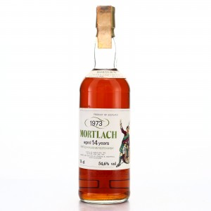 Mortlach 1973 Intertrade 14 Year Old Cask Strength