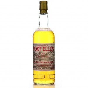 Port Ellen 1970 Intertrade 17 Year Old Cask Strength