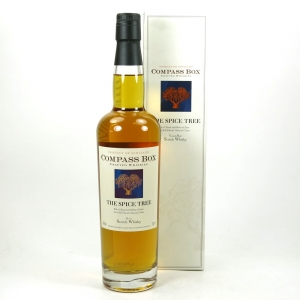 Compass Box Spice Tree / Banned Edition