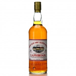 Laphroaig 1966 Intertrade 19 Year Old Cask Strength