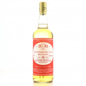 Bowmore 1989 D&M 16 Year Old 75cl / US Import