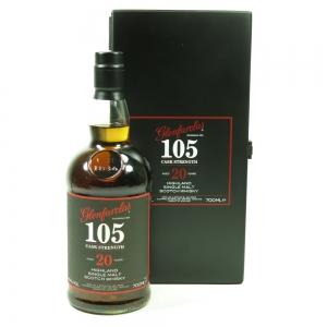 Glenfarclas 105 20 Year Old Front