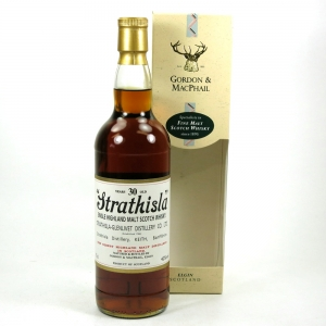 Strathisla 30 Year Old Gordon and Macphail