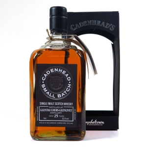 Glentauchers 1989 Cadenhead's 25 Year Old