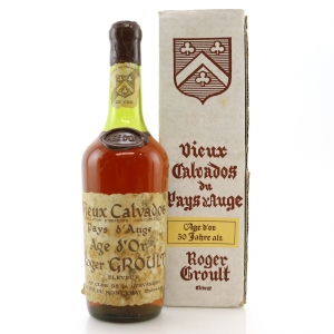 Roger Groult 50 Year Old Calvados Age D'Or