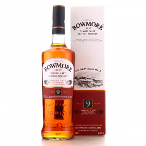 Bowmore 9 Year Old Sherry Cask Matured