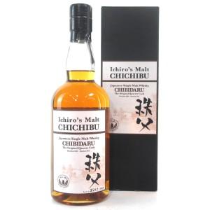 Chichibu 2009 Ichiro's Malt Chibidaru / Quarter Cask
