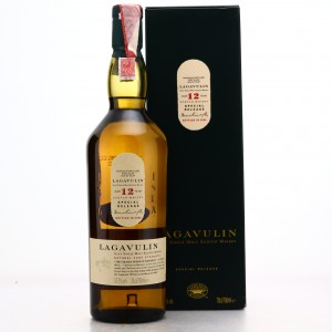 Lagavulin 12 Year Old Cask Strength 2005 Release