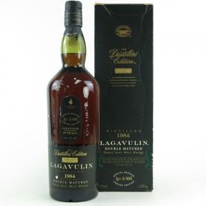 Lagavulin 1984 Distillers Edition 1 Litre