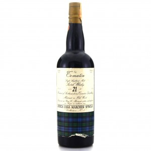 Tomatin 1968 Sestante 21 Year Old / Antica Casa Marchesi Spinola