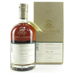 Glenglassaugh 1972 Single Cask 42 Year Old / Bottle Number 1