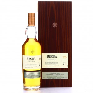 Brora 1978 Casks of Distinction 41 Year Old #1098 / Bottle No.1