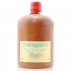 Bruichladdich 1983 Single Bourbon Cask #1331 Cermaic Jug