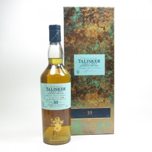 Talisker 1977 35 Year Old Front