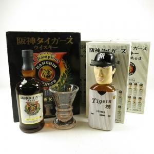 Hanshin Tigers Mercian Selection 7 x 360ml & 70cl