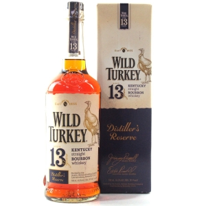 Wild Turkey 13 Year Old Distiller's Reserve