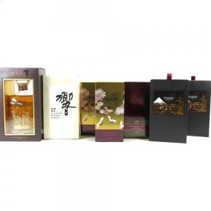 Hibiki Selection 7 x 70cl