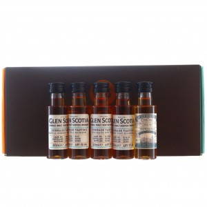 Glen Scotia Dunnage Tasting 5 x 2.5cl