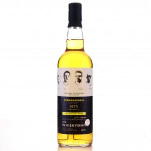 Bunnahabhain 1973 The Whiskyman 40 Year Old / The Birthday Dram