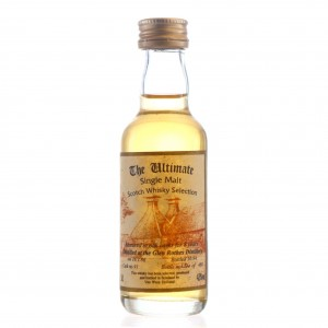 Glenrothes 1986 The Ultimate 8 Year Old Miniature