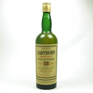 Ladyburn 12 Year Old Front