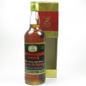 Glendronach 1955 Gordon and Macphail Front