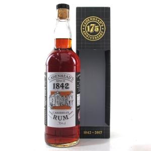Cadenhead's Caribbean Rum / Hand Filled