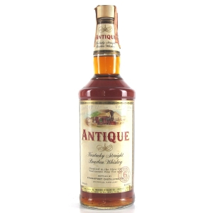 Antique 6 Year Old Kentucky Bourbon 1960s