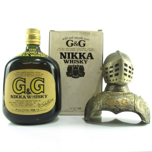 Nikka G&G Taketsuru Blend / With Knight Ornament