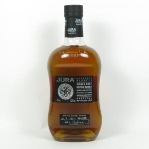 Jura Boutique Barrels Feis Ile 2013 Front