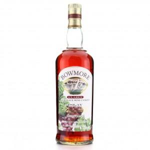 Bowmore Claret Bordeaux Wine Cask 75cl / US Import