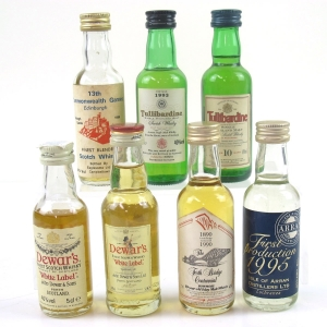 Miniature Selection 7 x 5cl