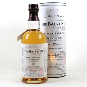 Balvenie 1980 15 Year Old Single Barrel