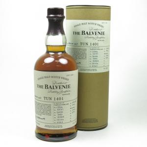 Balvenie Tun 1401 Batch #7 (Travel Retail Exclusive)