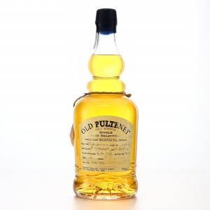 Old Pulteney 1997 Hand Filled 15 Year Old #1077 / Bourbon Cask