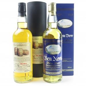 Ben Nevis 1986 Golden Cask & Dew of Ben Nevis