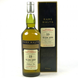 Glen Ord 1973 Rare Malt 23 Year Old 75cl