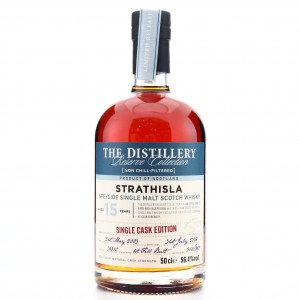 Strathisla 2003 Reserve Collection 15 Year Old 50cl / Single Cask Edition