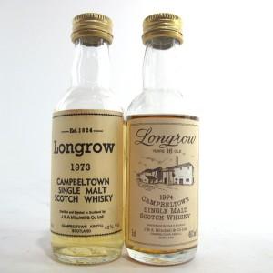 Longrow Miniature Selection / 2 x 5cl