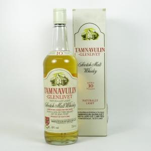 Tamnavulin - Glenlivet 10 Year Old 1980s front