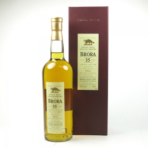 Brora 35 Year Old 2014 Release (US Import)