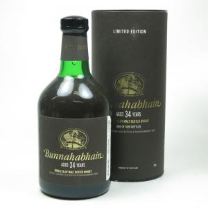 Bunnahabhain 34 Year Old
