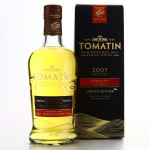 Tomatin 2009 Caribbean Rum 10 Year Old