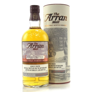 Arran Small Batch Heavily Peated / Dutch Exclusive