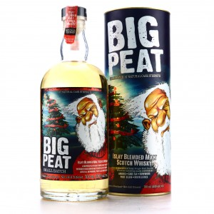 Big Peat Christmas Cask Strength Edition 2012