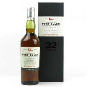 Port Ellen 1983 32 Year Old 15th Release