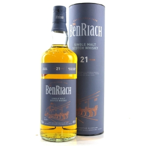 Benriach 21 Year Old Four Cask